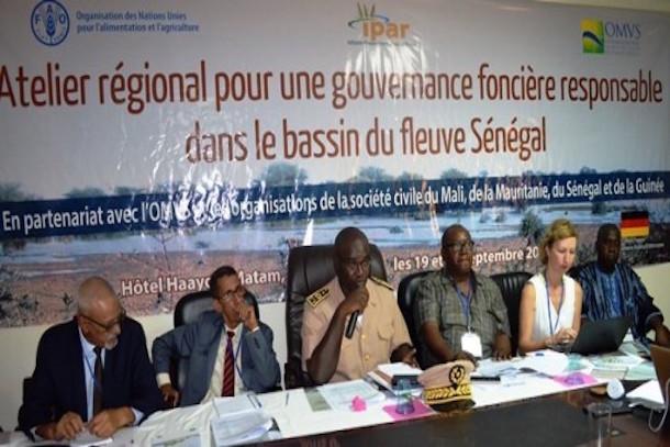 BASSIN DU FLEUVE SENEGAL : VERS UNE CHARTE FONCIÈRE