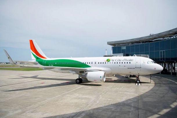 Un financement de 115 millions d'euros pour Air Côte d'Ivoire