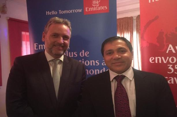 Transport aérien : Emirates et l'ambassade d'Inde au Sénégal renforcent la destination Inde