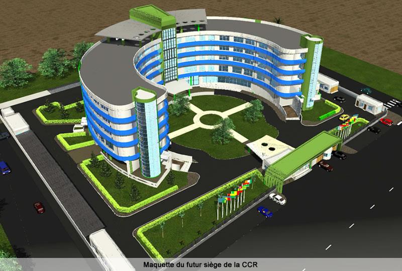 Lomé : un terrain de 10.000m2 pour la Chambre consulaire régionale de l'UEMOA