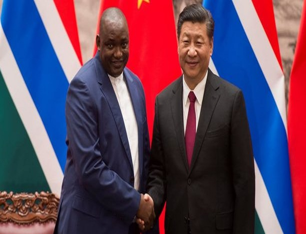 Gambie : Adama Barrow joue la carte chinoise