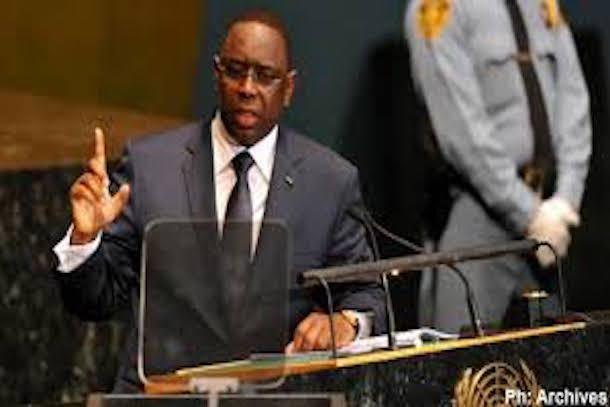 DPG : Macky Sall veut un respect des promesses