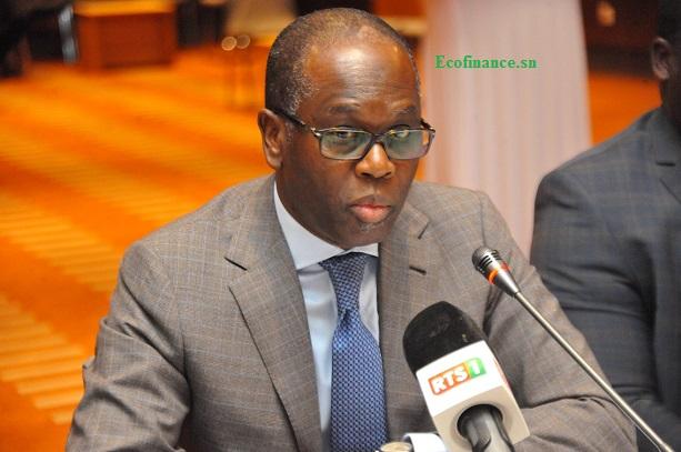 Sénégal : le déficit budgétaire ramené à 3, 5%