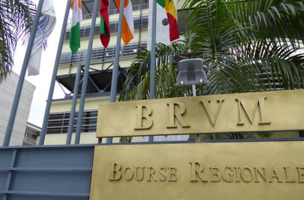BRVM : Les transactions en valeur du marché des actions s'établissent à 8,6 milliards FCFA en fin de semaine