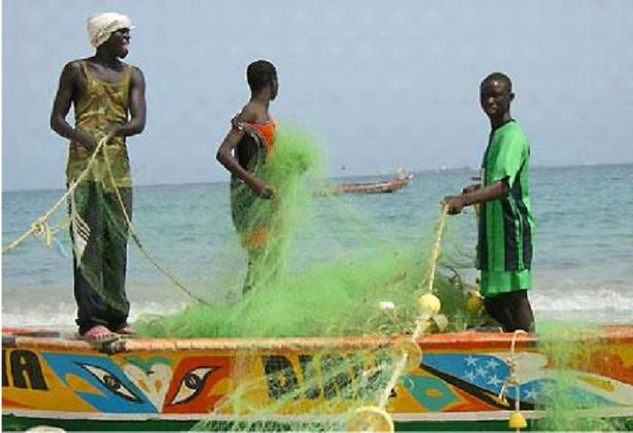 Protocole d'accords de pêche : les utilisateurs du filet dormant exigent plus de considération