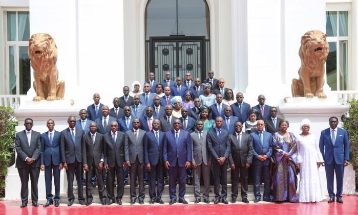 Sénégal : Communiqué du Conseil des ministres du 28 février 2018