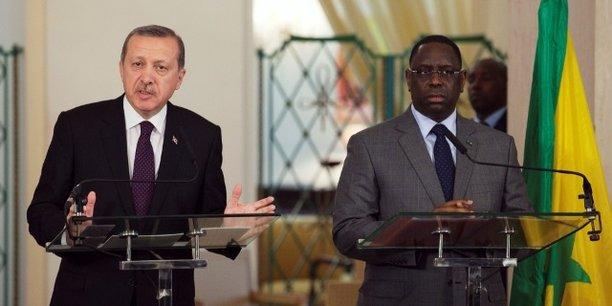 Sénégal-Turquie : le volume des échanges commerciaux devrait atteindre les 400 millions de dollars
