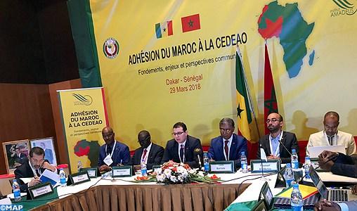 Adhésion du Maroc à la Cedeao : L'institut Amadeus et l'Ipar pour un dialogue régional