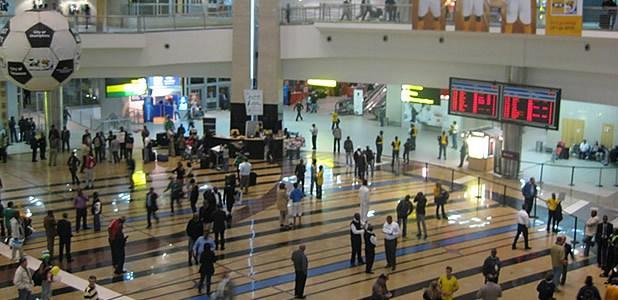 Lutte contre la drogue et les autres formes de criminalité dans les aéroports africains