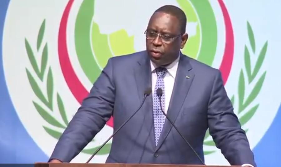 Macky Sall : « Le moment est venu de renégocier les contrats portant sur les ressources naturelles en Afrique »