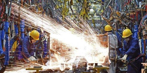 Ansd: Regain de la production industrielle en Mars 2018