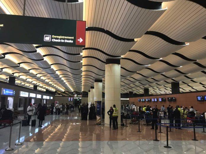 AIBD : hausse de 4% des passagers enregistrés