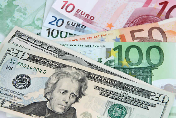 MARCHE FINANCIER ET MONETAIRE: dépréciation de l'euro face au dollar en avril 2018