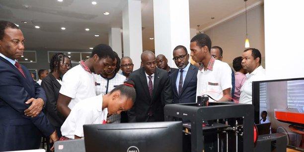 "Haiti lance son premier ""Tech Hub"""