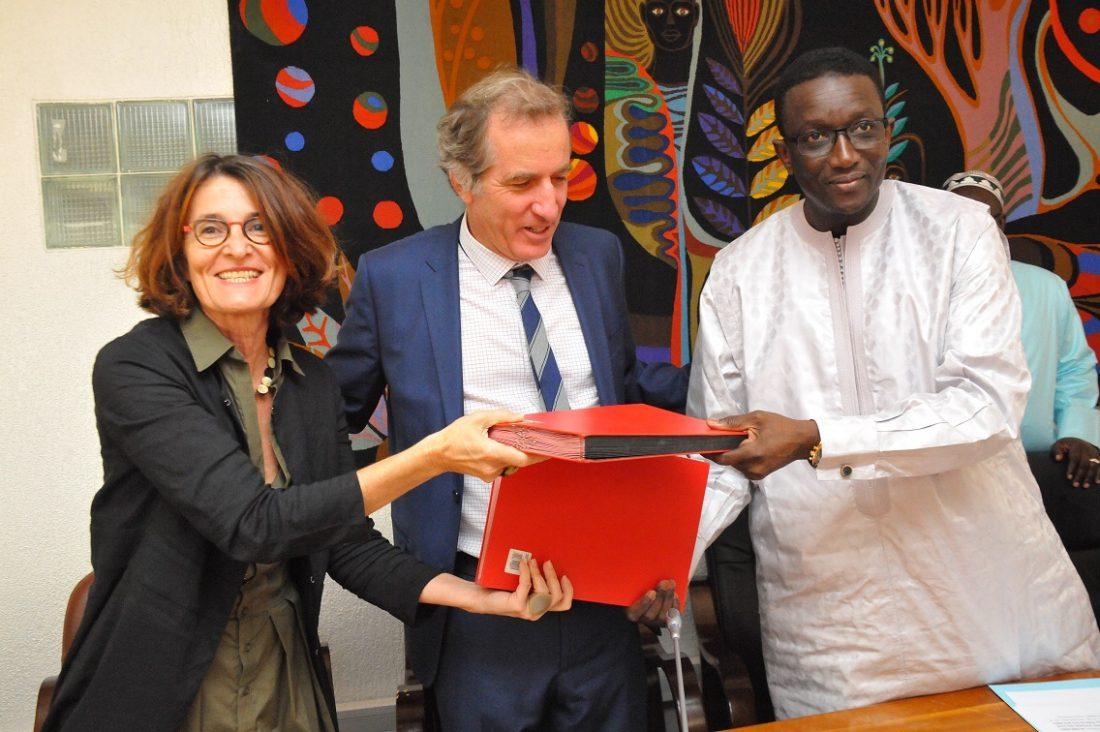 Modernisation du réseau électrique de la Senelec : L'AFD et l'Etat du Sénégal signent deux conventions à hauteur 51,65 millions d'euros