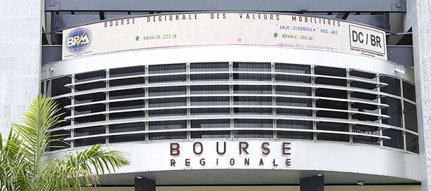 Uemoa : lente reprise des activités du marché boursier régional en mai 2018