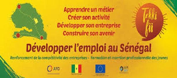 DEVELOPPER L'EMPLOI AU SENEGAL : les partenaires du programme étalent leurs résultats
