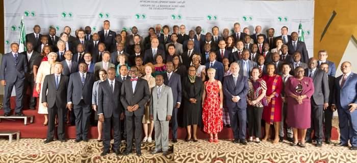 Adesina très optimiste pour l'avenir du continent africain.