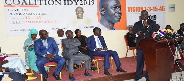 Coalition IDY 2019
