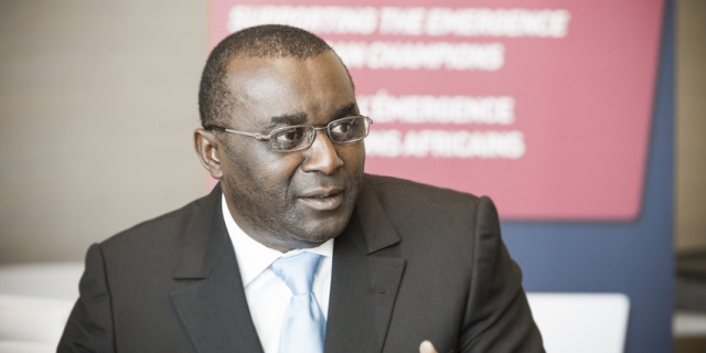 Ministre de l'Economie de la Guinée équatoriale.