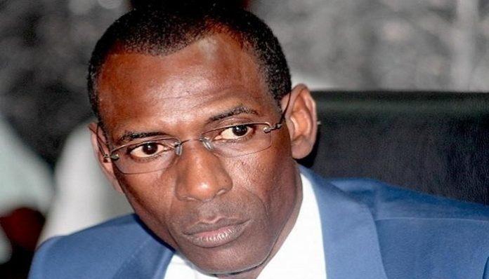 Abdoulaye Daouda Diallo, ministre sénégalais des Finances et du Budget.