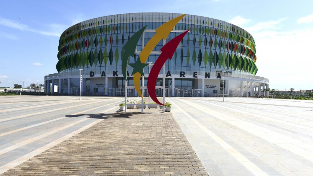 Dakar Arena va abriter les JOJ en 2022.