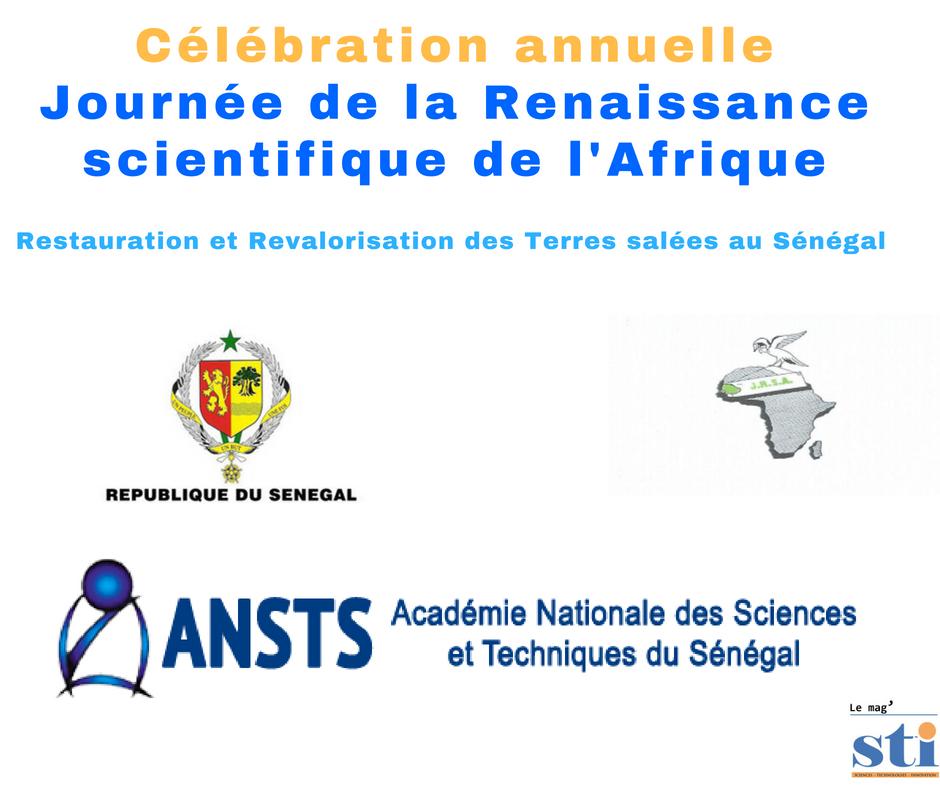 Célébration de la journée de la renaissance scientifique de l'Afrique