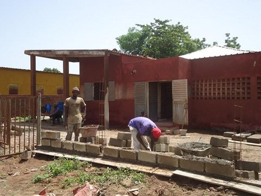 Emplois salariés au Sénégal