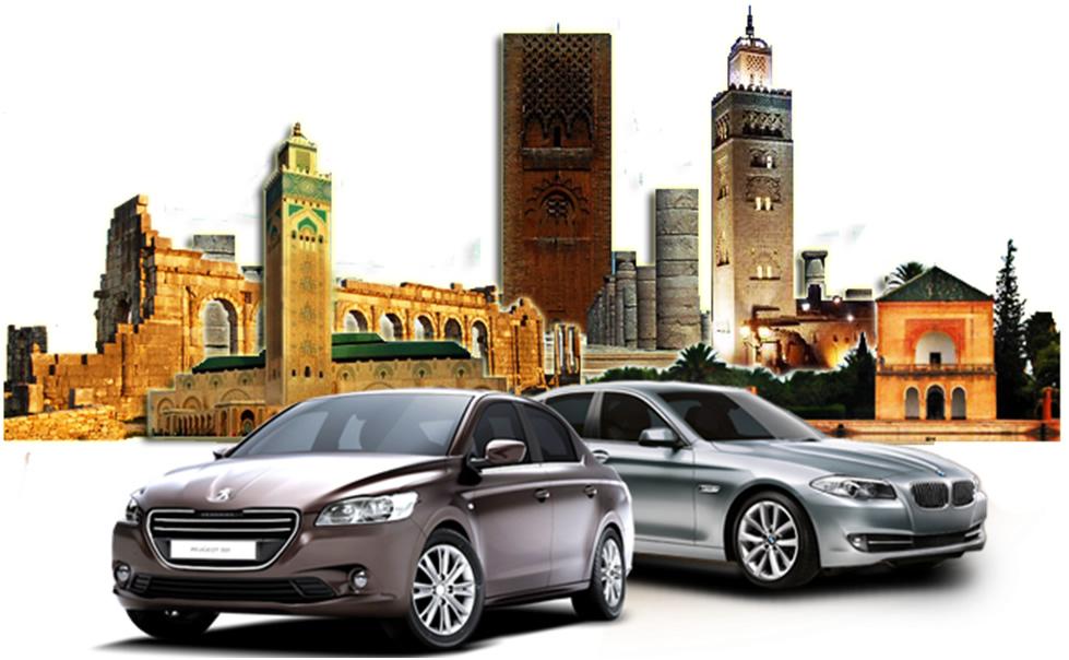 Les marchés mondiaux de location de voitures