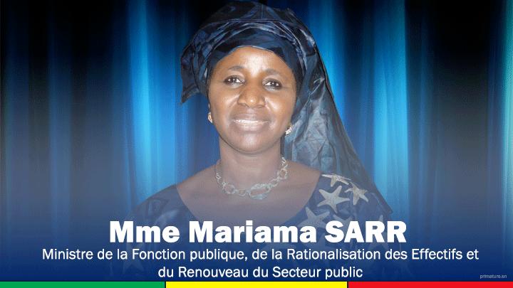 Lancement du programme d'appui à la modernisation de l'administration sénégalaise