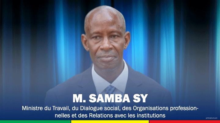 Le ministère du Travail, du Dialogue social et des Relations avec les Institutions dément