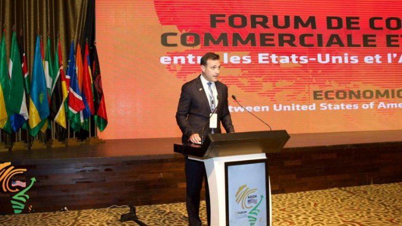 Déclaration conjointe des États-unis et l'Union africaine relative à la mise en œuvre de la zone de libre échange continentale africaine