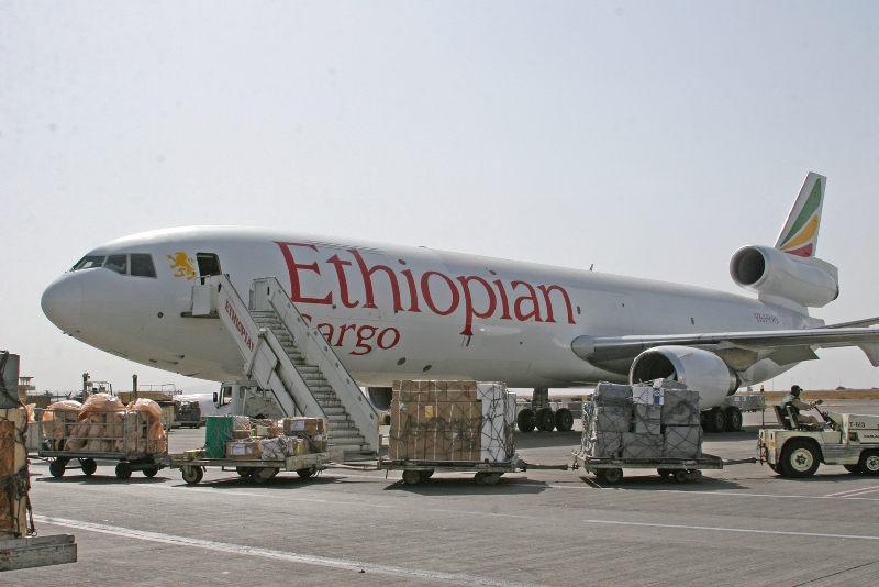 Ethiopian lance des vols cargo vers Bangkok et Hanoï