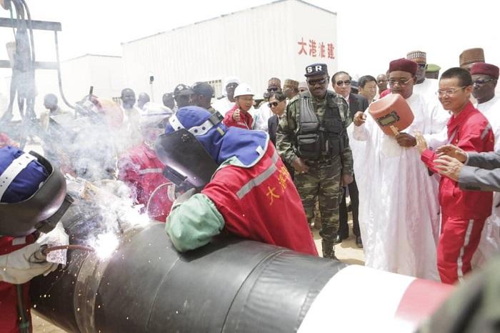 Pétrole : la grosse affaire du Niger avec la signature de la Convention de transport relative à la construction et l'exploitation du futur oléoduc