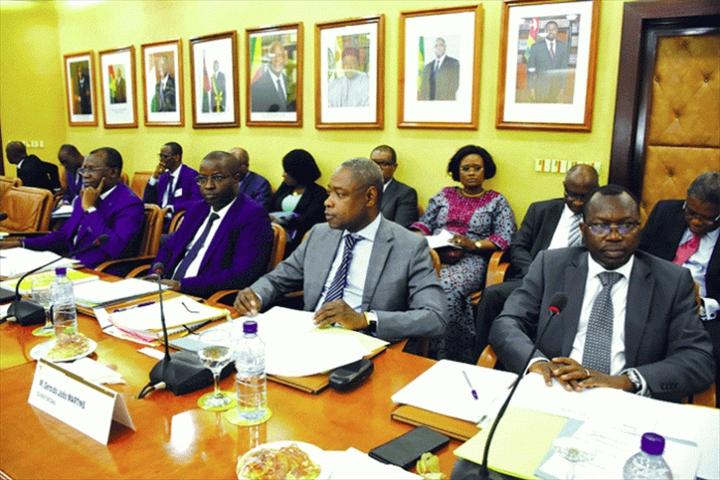 Communiqué de presse de la session ordinaire du Conseil des Ministres tenue à Ouagadougou, le 27 septembre 2019