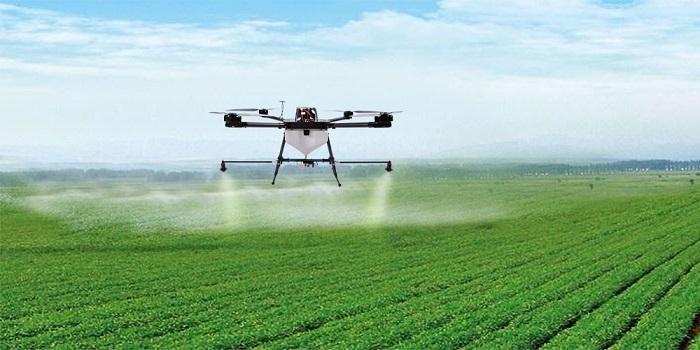Tunisie : la Banque africaine de développement achève le projet pilote d'utilisation des drones dans le secteur agricole.