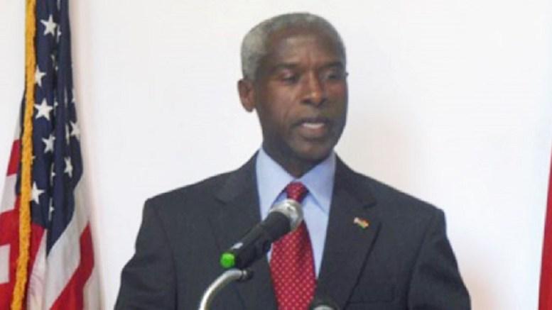 Tulinabo S. Mushingi, ambassadeur des Etats unis au Sénégal.