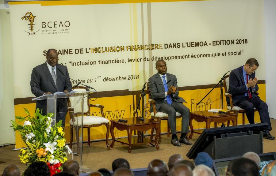 Edition 2019 de la semaine de l'inclusion financière dans l'Uemoa.
