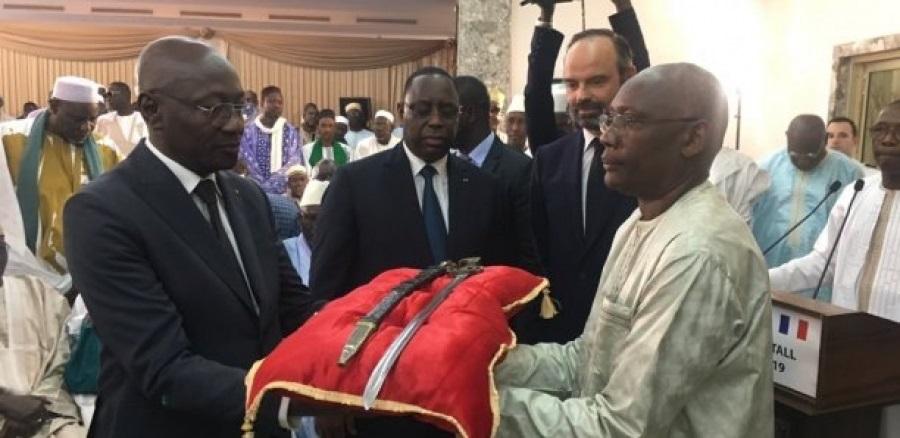 Le sabre d'El Hadj Omar Tall faira d'abord l'objet d'un examen par le parlement français avant sa restitution au Sénégal