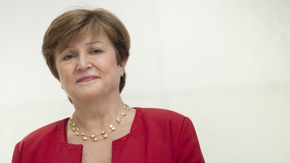 Kristalina Georgieva, directrice générale du Fonds monétaire international (FMI).