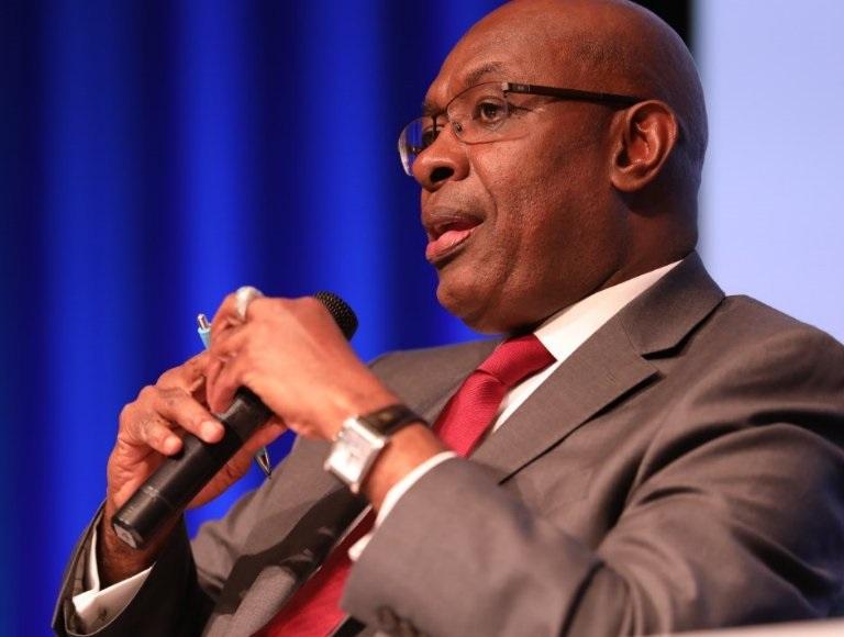 Amadou Saïdou Bâ, chef de l'unité GES-PETROGAZ