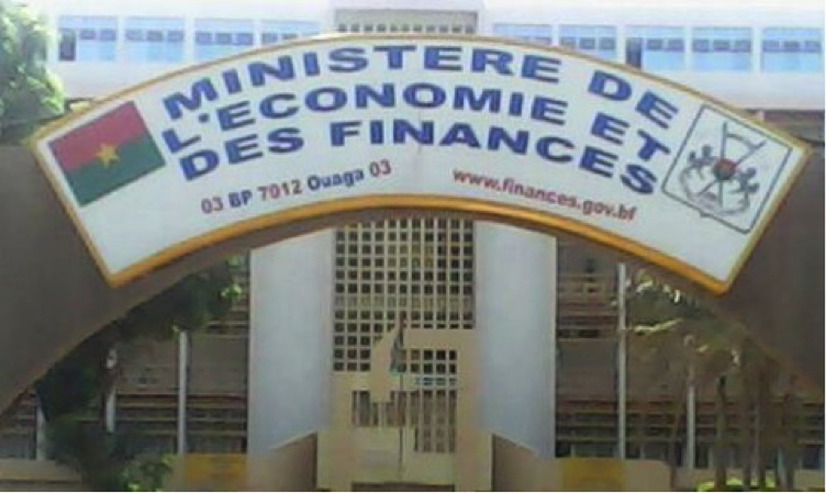 Balance des paiements Burkina Faso
