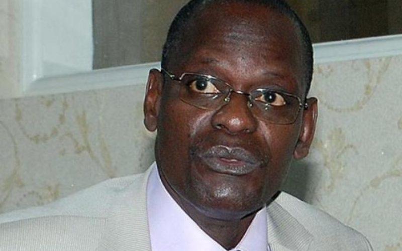 Cheikh Diop, secrétaire général Cnts/Fc.