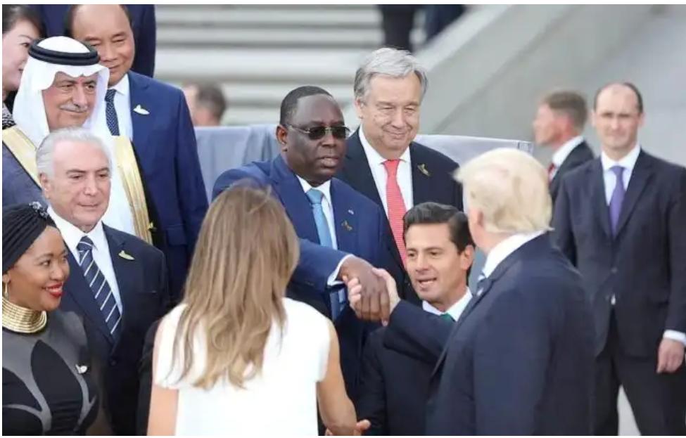Coopération bilatérale Sénégal/ Etats-Unis d'Amérique.