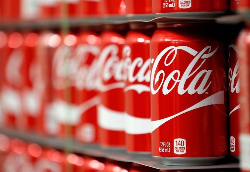 Dépense publicitaire colossale de Coca cola en 2019.