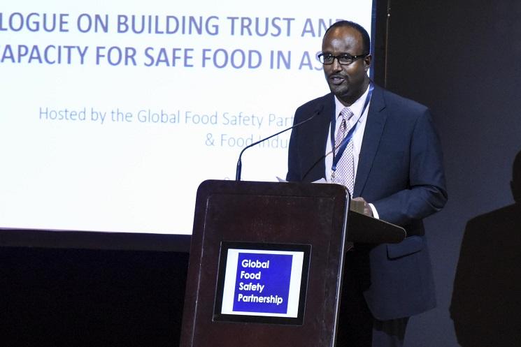 Le directeur des opérations de la Bm pour le Sénégal, Nathan Belete