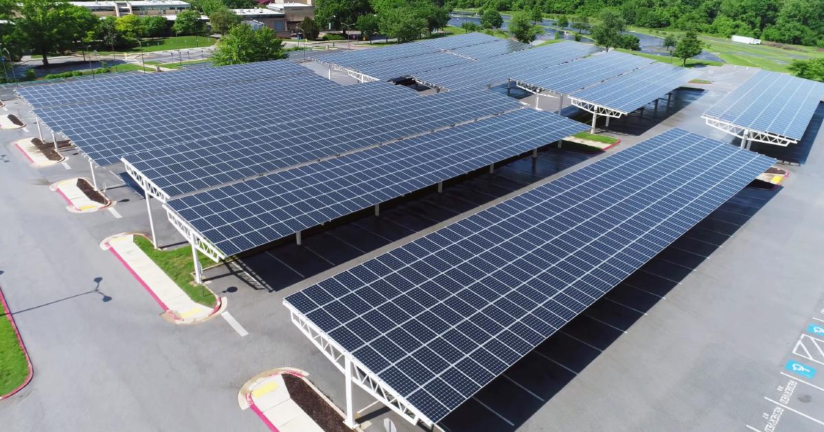 Photovoltaïque intelligent de 2025