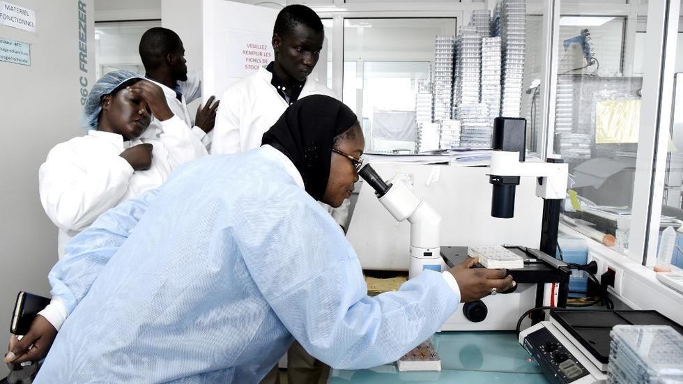 Institut Pasteur Dakar.
