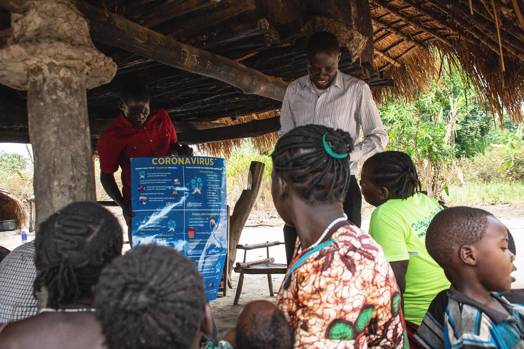 Covid19 : le fmi explique comment la pandémie est une menace pour le développement de l'Afrique subsaharienne