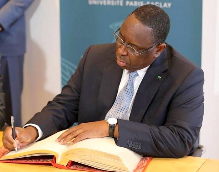 les nominations au conseil des ministres du Sénégal de ce mercredi 29 avril 2020